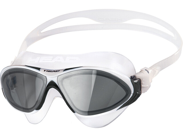 Head Horizon Svømmebriller, clear/white/black/smoked